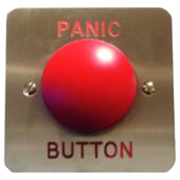 ASEC Red Dome Panic Button 1 Locksmith in Stirling