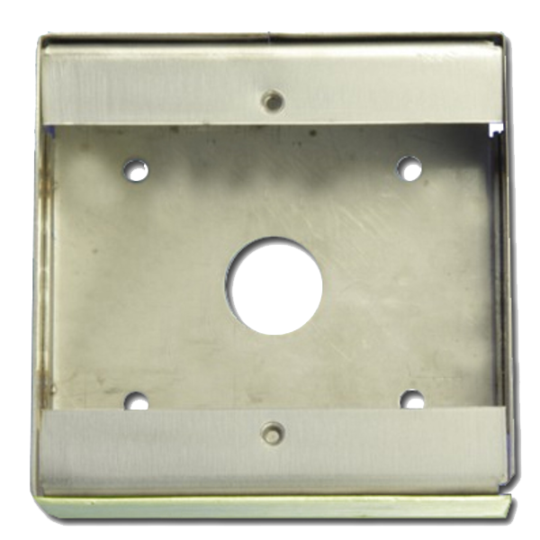 ASEC 28mm 1 Gang Surface Housing 1 Locksmith in Stirling