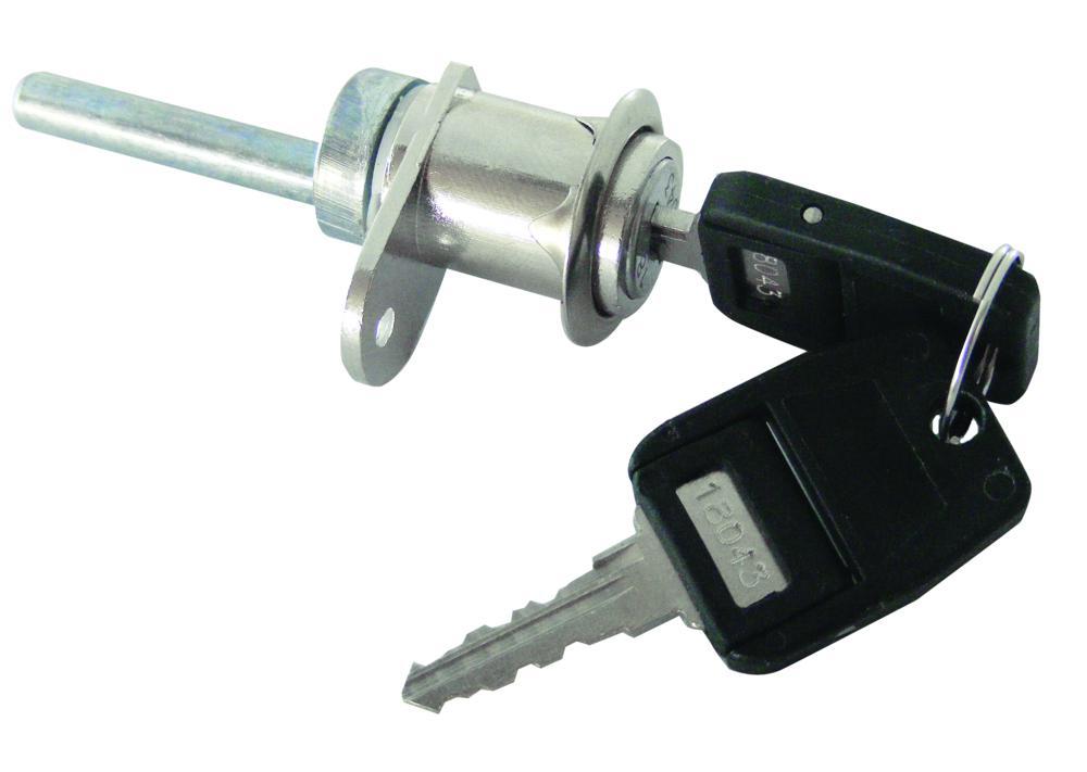 ASEC Single Flange Fix Furniture Pedestal Lock 1 Locksmith in Stirling