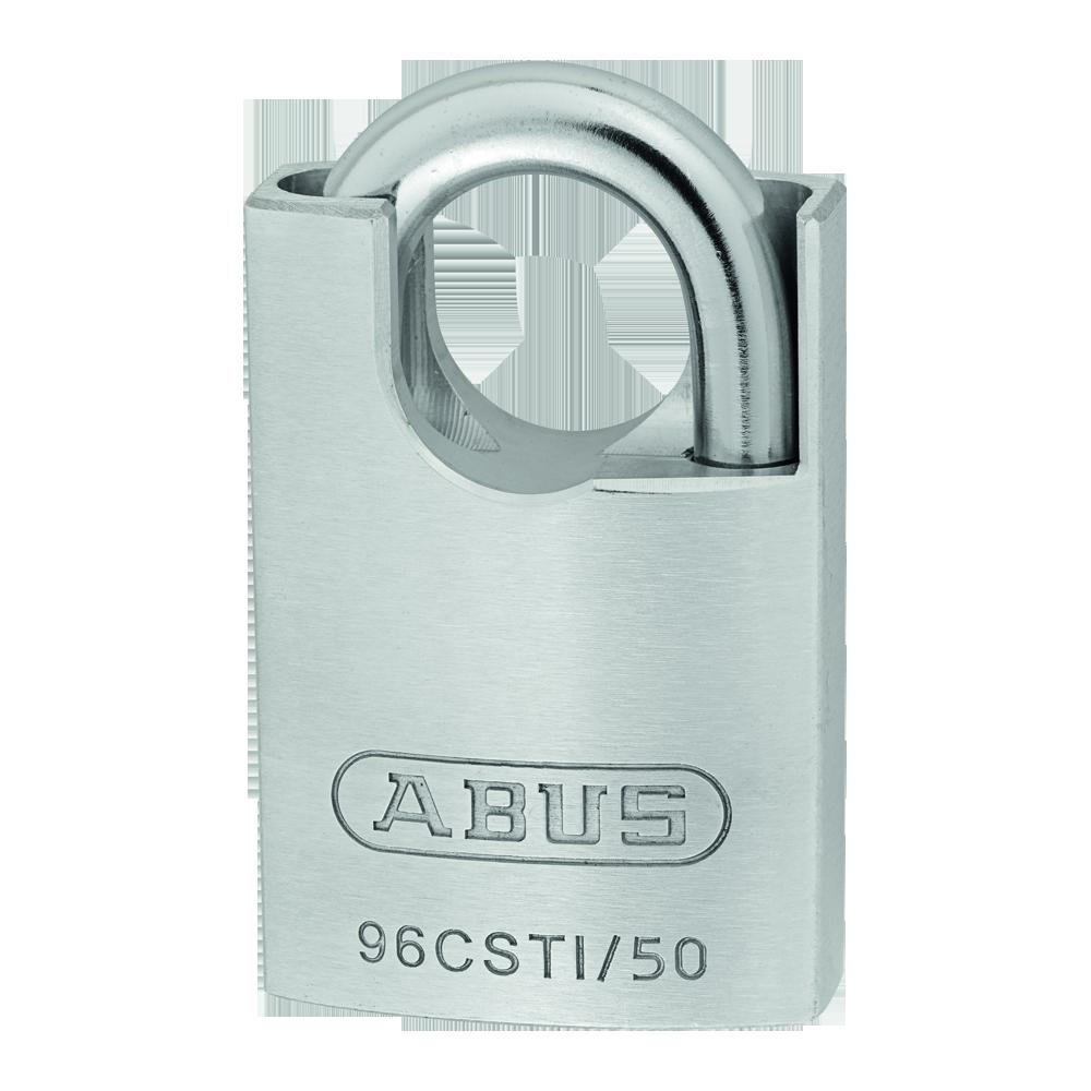 ABUS Titalium 96TICS Series Closed Shackle Padlock 1 Locksmith in Stirling