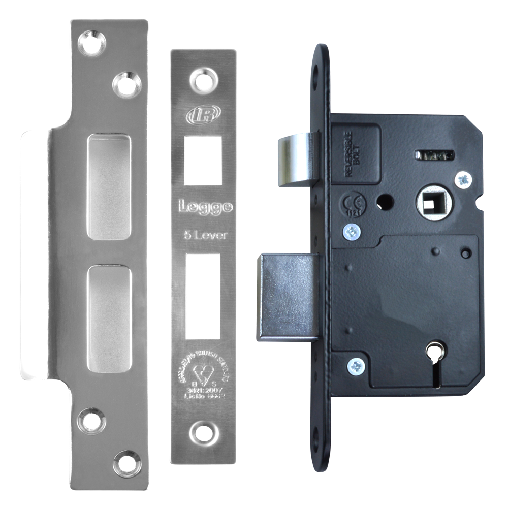 LEGGE New Style N5642 & N5762 BS 5 Lever Sashlock 1 Locksmith in Stirling