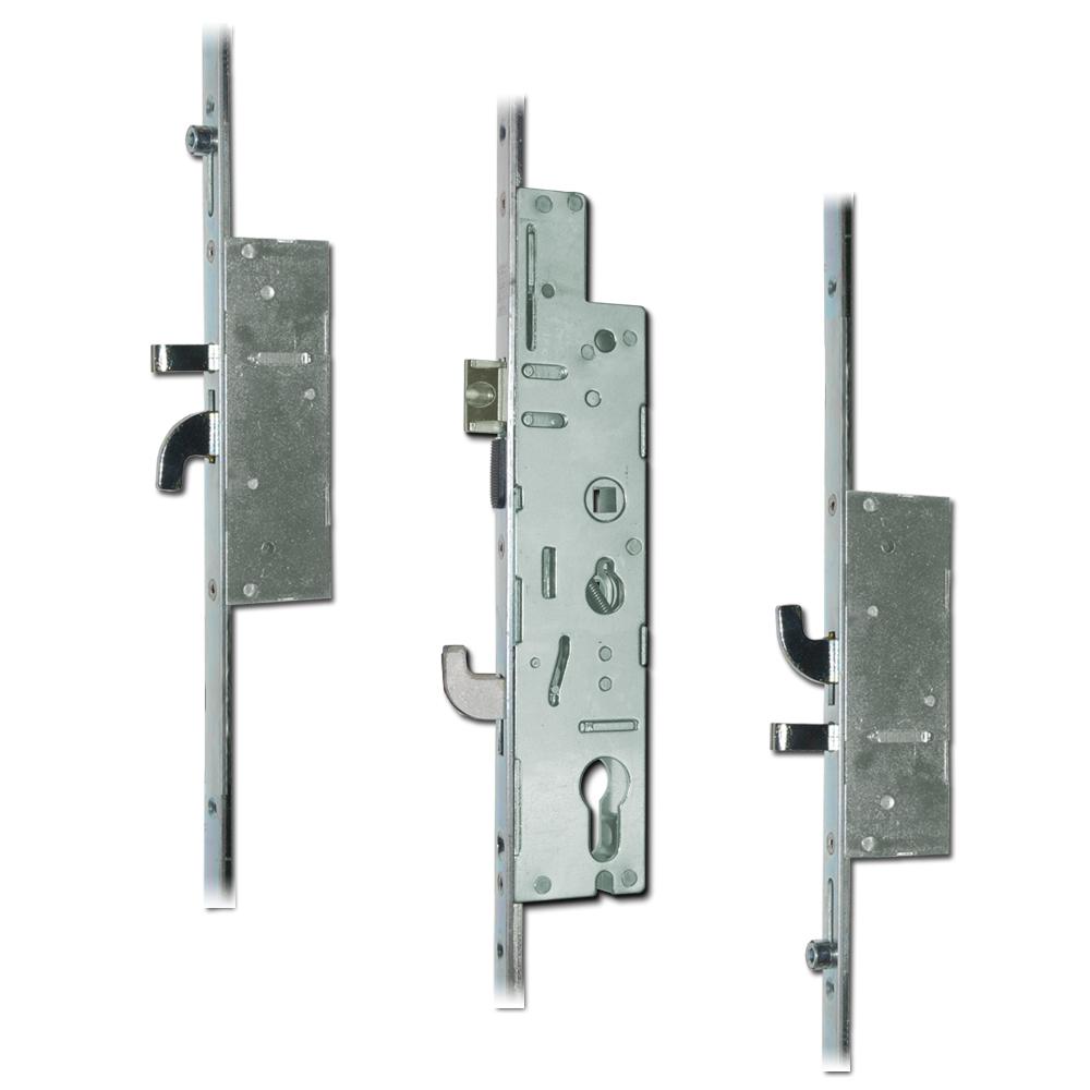 FULLEX XL 44mm Lever Operated Latch & Hookbolt - 2 Hook & 2 Anti-Lift 1 Locksmith in Stirling