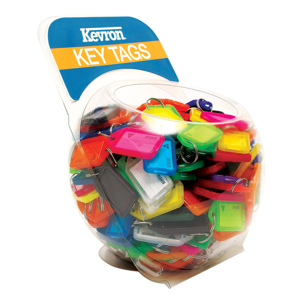 KEVRON ID5 CTR200 AC50 Tags Counter Display 200pcs 1 Locksmith in Stirling