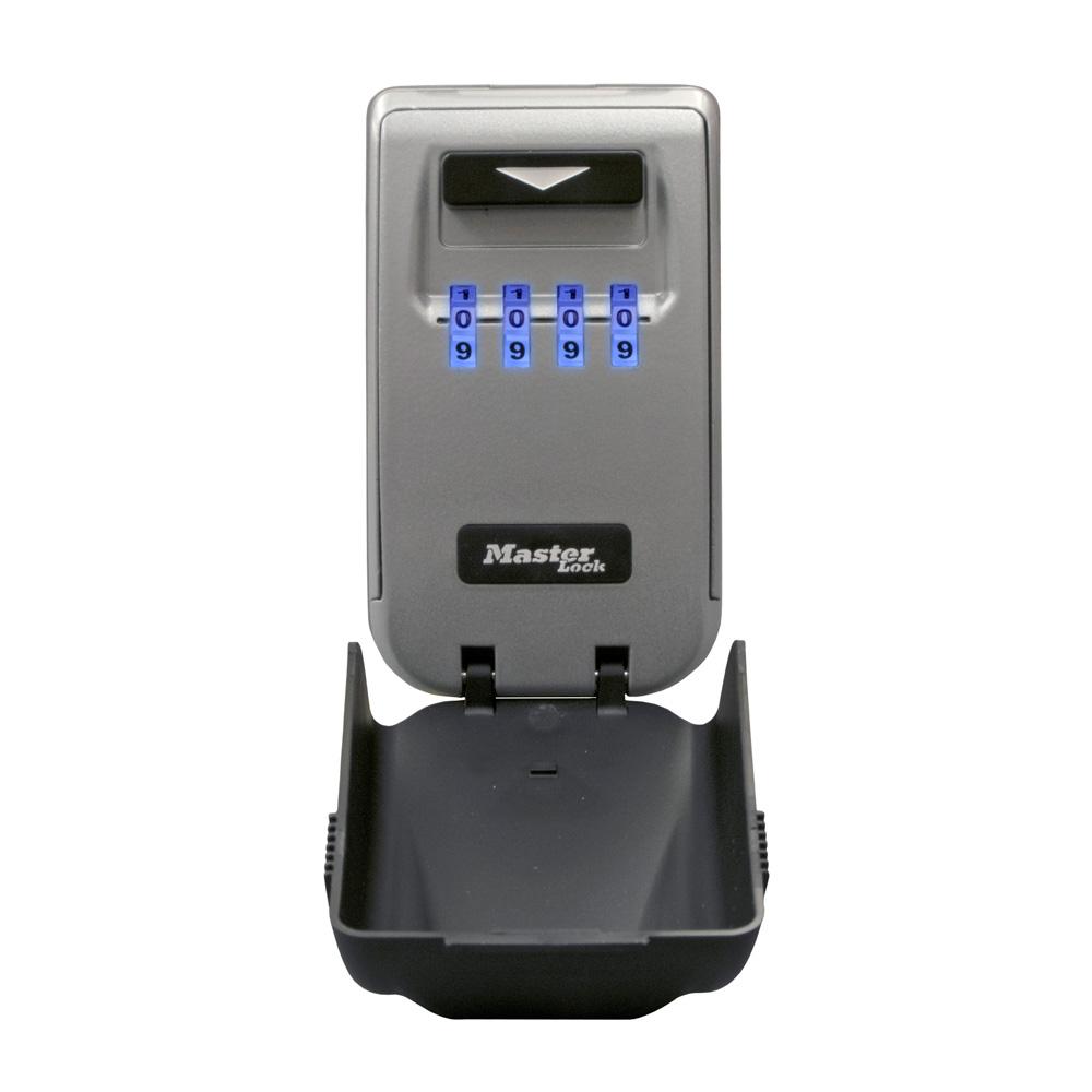 MASTER LOCK 5425EURD Light Up 4-Dial Combination Key Safe 1 Locksmith in Stirling