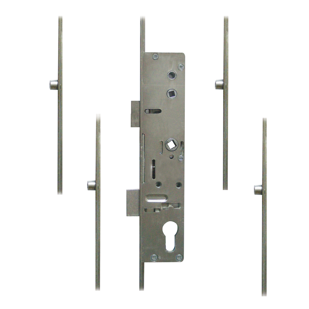 LOCKMASTER Lever Operated Latch & Deadbolt Twin Spindle - 4 Roller 1 Locksmith in Stirling