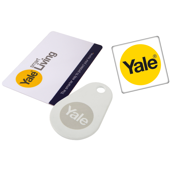 YALE Smart Lock Accessory Key Tag/Card Multi Pack 1 Locksmith in Stirling