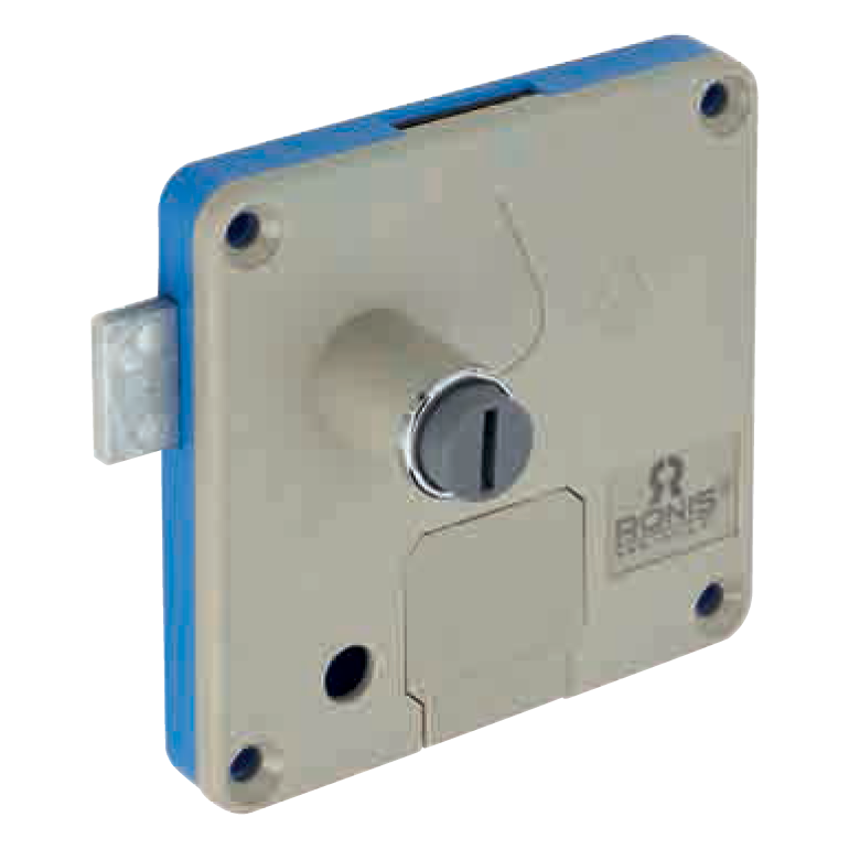 RONIS Omega 100 Coin Operated Lock 1 Locksmith in Stirling