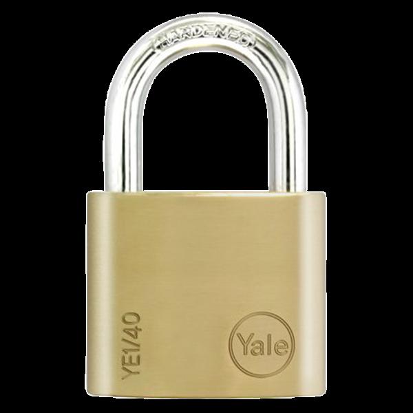 YALE Essential Standard Open Shackle Padlock 1 Locksmith in Stirling