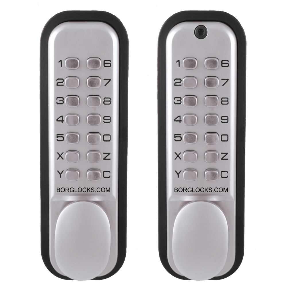 BORG Digital Double Sided Back to Back Lock BL2021 1 Locksmith in Stirling