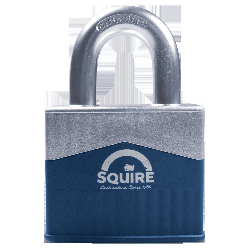 SQUIRE Warrior Open Shackle Padlock Key Locking 1 Locksmith in Stirling