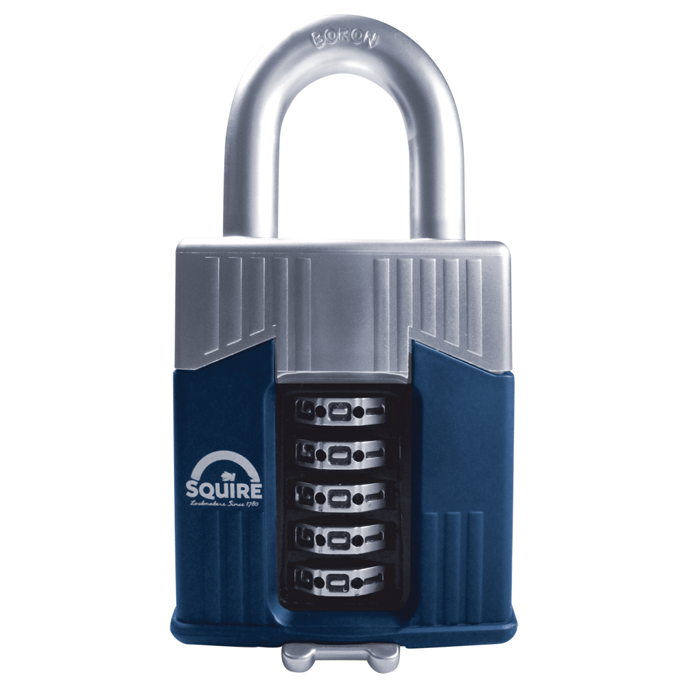 SQUIRE Warrior Open Shackle Combination Padlock 1 Locksmith in Stirling