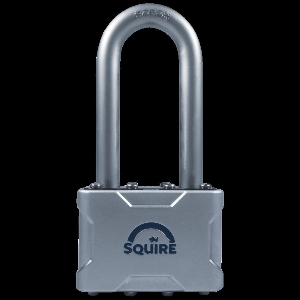 SQUIRE Vulcan Long Boron Shackle Padlock Key Locking 1 Locksmith in Stirling