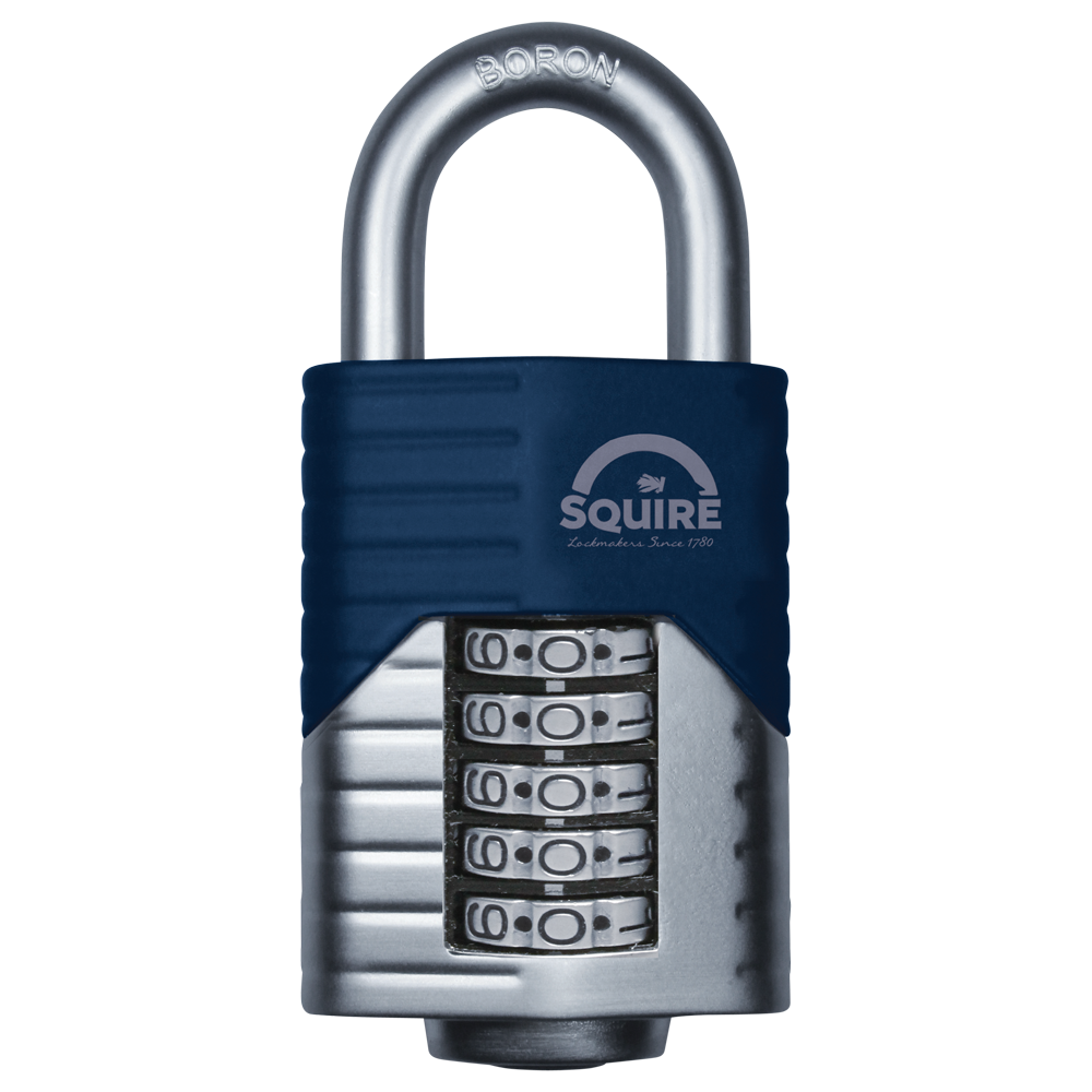 SQUIRE Vulcan Open Boron Shackle Combination Padlock 1 Locksmith in Stirling