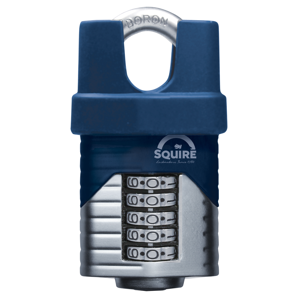 SQUIRE Vulcan Closed Shackle Combination Padlock 1 Locksmith in Stirling