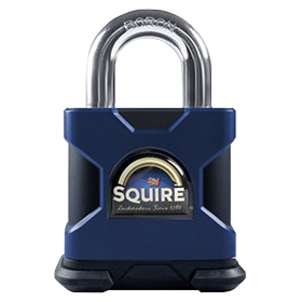 SQUIRE SS50EM Marine Grade Stronghold Open Shackle Padlock Body Only 1 Locksmith in Stirling