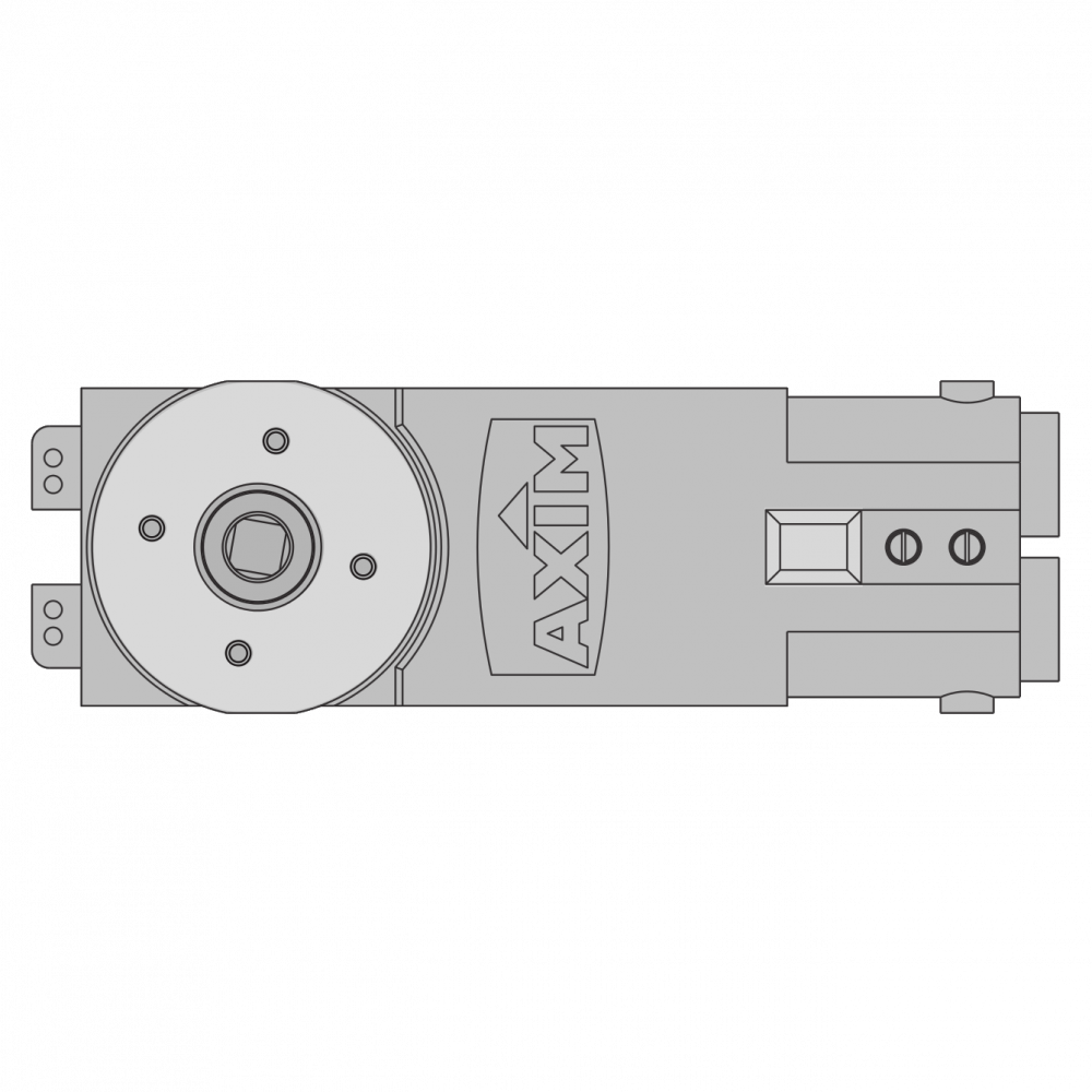 AXIM TC-9901 Concealed Transom Closer Body Only Size 3 1 Locksmith in Stirling