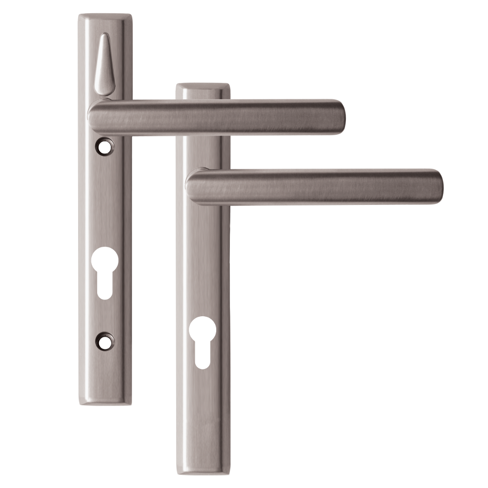 LOXTA Stealth Double Locking Lever Handle (Euro External) - 122mm 92PZ 1 Locksmith in Stirling