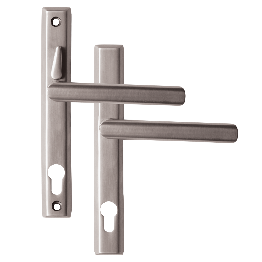 LOXTA Stealth Double Locking Lever Handle (Euro External) - 211mm 92PZ 1 Locksmith in Stirling