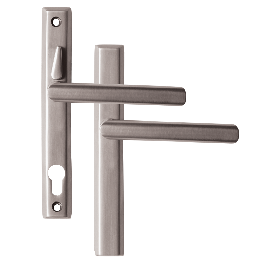 LOXTA Stealth Double Locking Lever Handle (Blank External) - 211mm 92PZ 1 Locksmith in Stirling