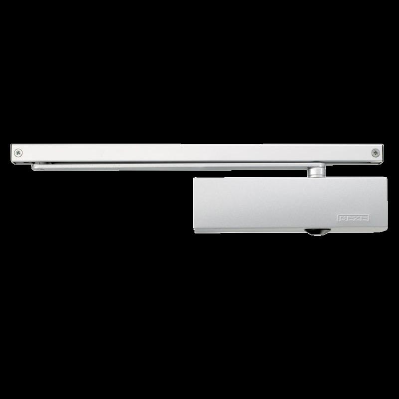 GEZE TS3000BC Size 2-4 Slim Overhead Cam Door Closer 1 Locksmith in Stirling