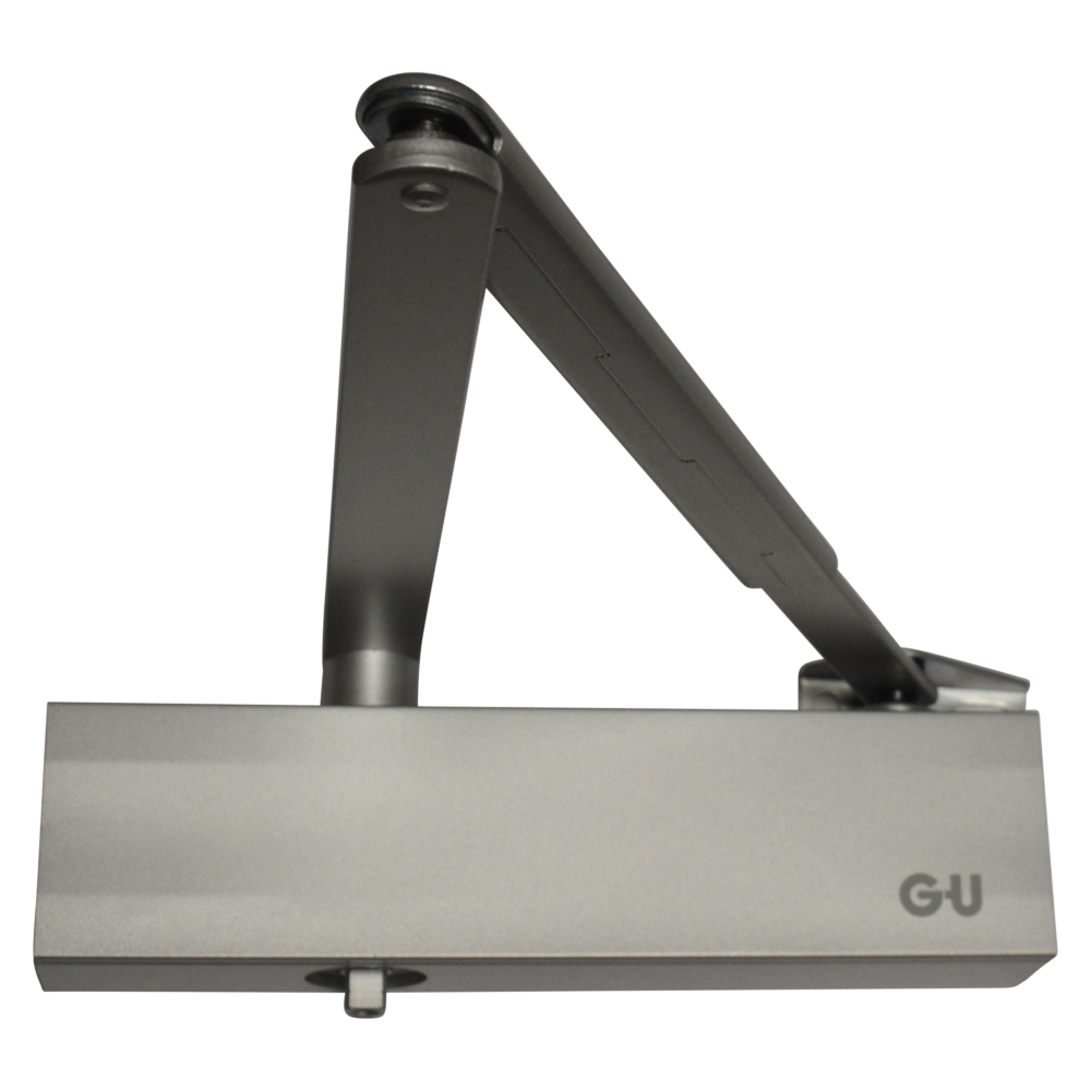 GU L-0002-04 Overhead Door Closer Size 2 - 5 No Cover, With Backcheck and Delayed Action 1 Locksmith in Stirling