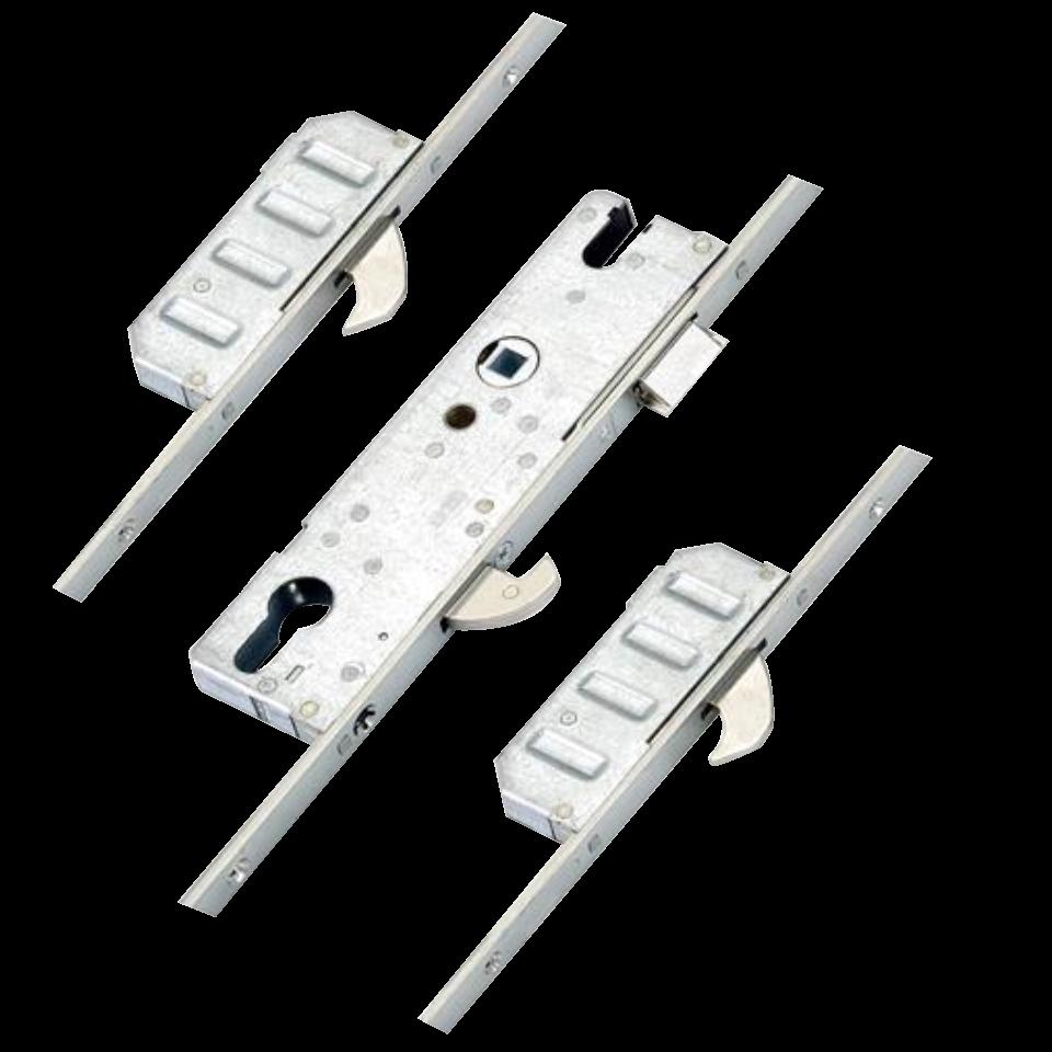 WINKHAUS Scorpion Lever Operated Latch & Hookbolt Split Spindle - 2 Hook 1 Locksmith in Stirling