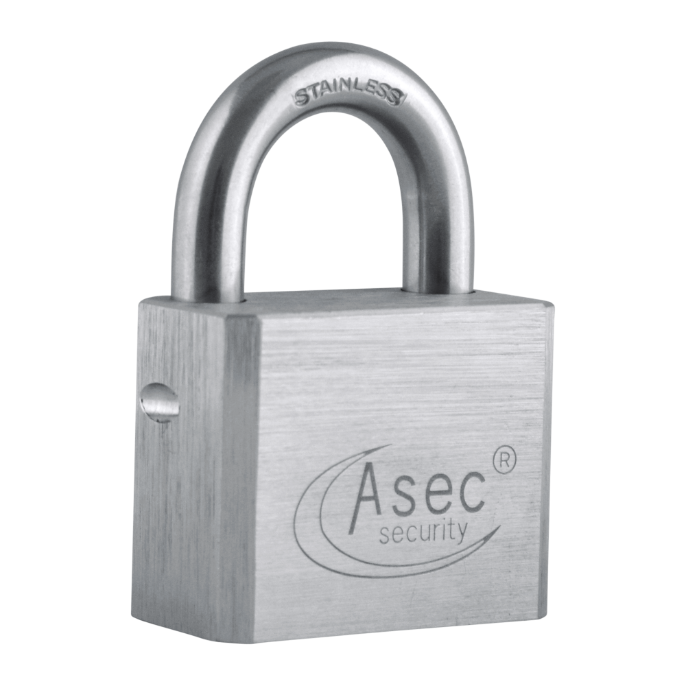 ASEC Open Shackle Padlock with Removable Cylinder 1 Locksmith in Stirling