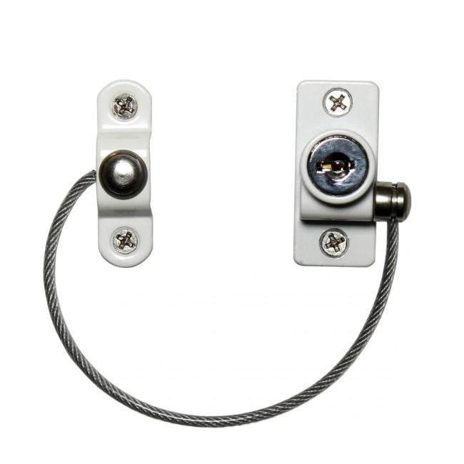 CARDEA Essential 180mm Locking Window Restrictor 1 Locksmith in Stirling