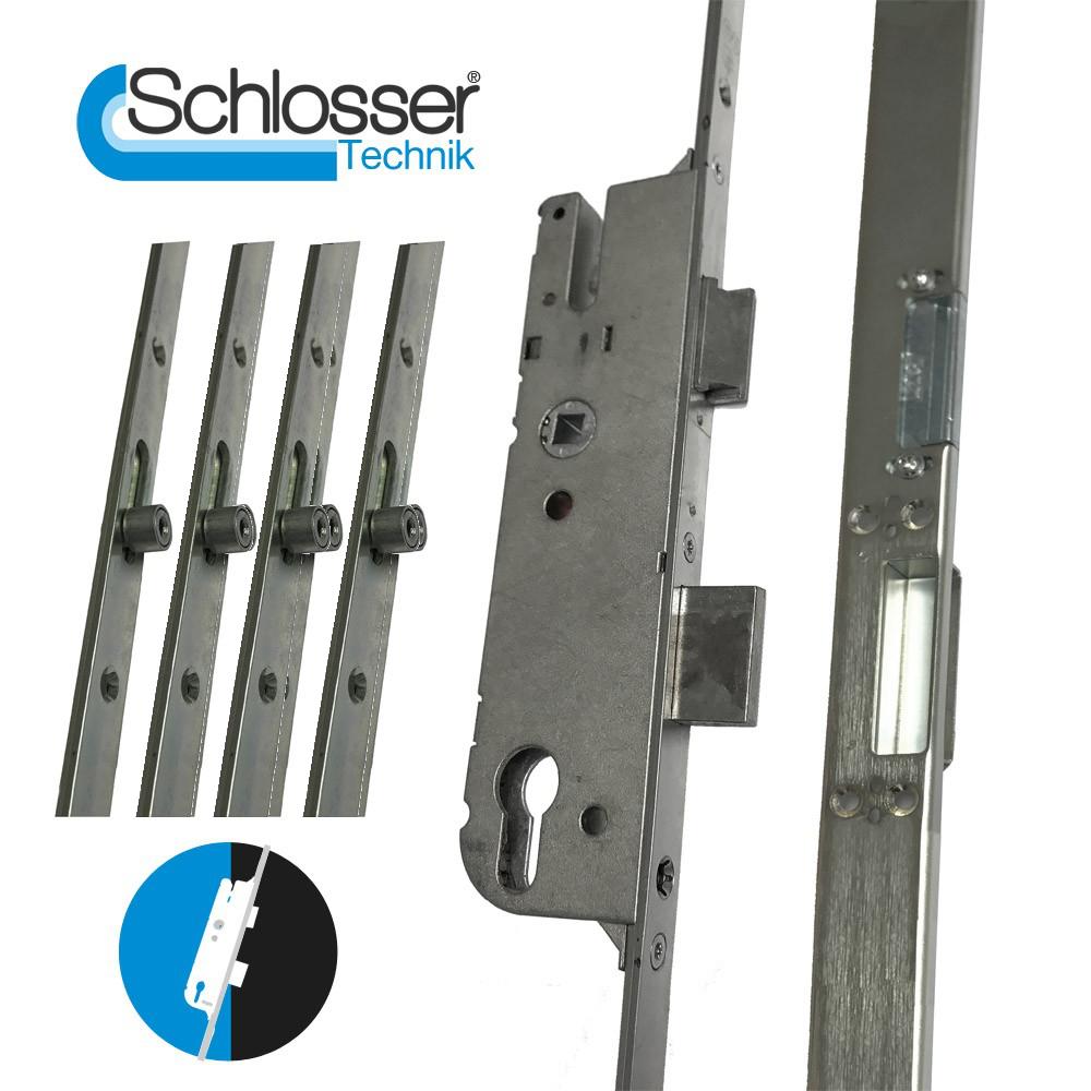 CHAMELEON 4 Roller Repair Lock Kit - Split Spindle 1 Locksmith in Stirling