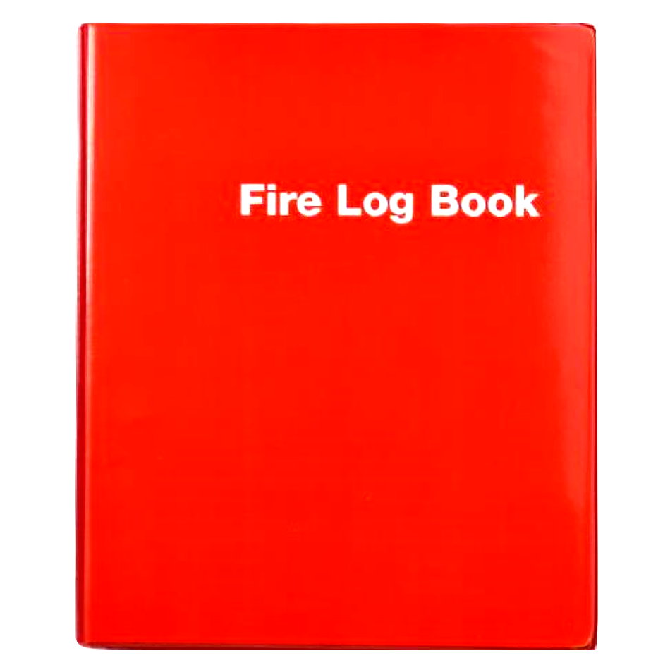 THOMAS GLOVER Premium Fire Log Book Binder 1 Locksmith in Stirling