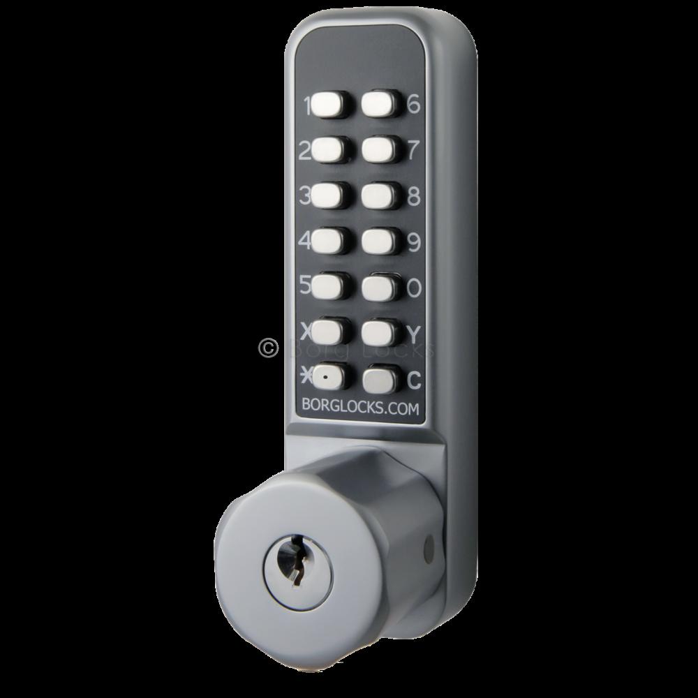 BORG LOCKS BL2701 ECP Easicode Pro with Key Override 1 Locksmith in Stirling