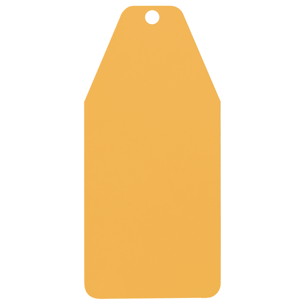 U-MARQ Rectangular Luggage Label Style Key Tag 1 Locksmith in Stirling