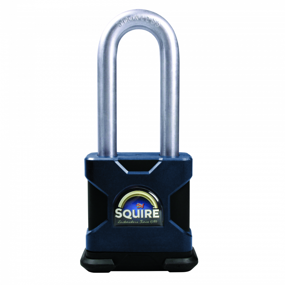 SQUIRE LS38 Stronglock Long Shackle Padlock 1 Locksmith in Stirling