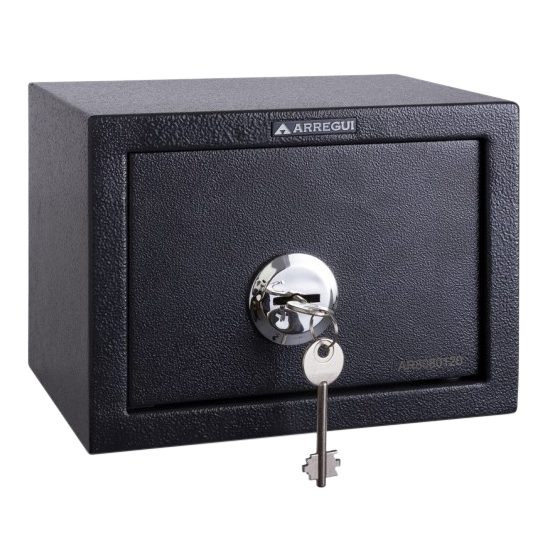 ARREGUI Class Key Locking Desktop Safe 1 Locksmith in Stirling