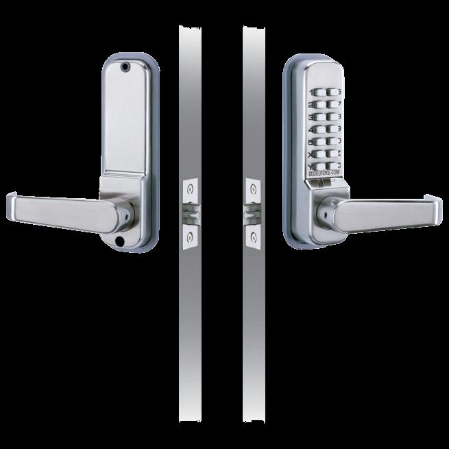 CODELOCKS CL410 Digital Lock With Tubular Mortice Latch CL410 1 Locksmith in Stirling