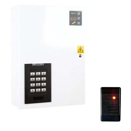 ASEC Access Kit With Integrated Keypad & Proximity Reader 1 Locksmith in Stirling