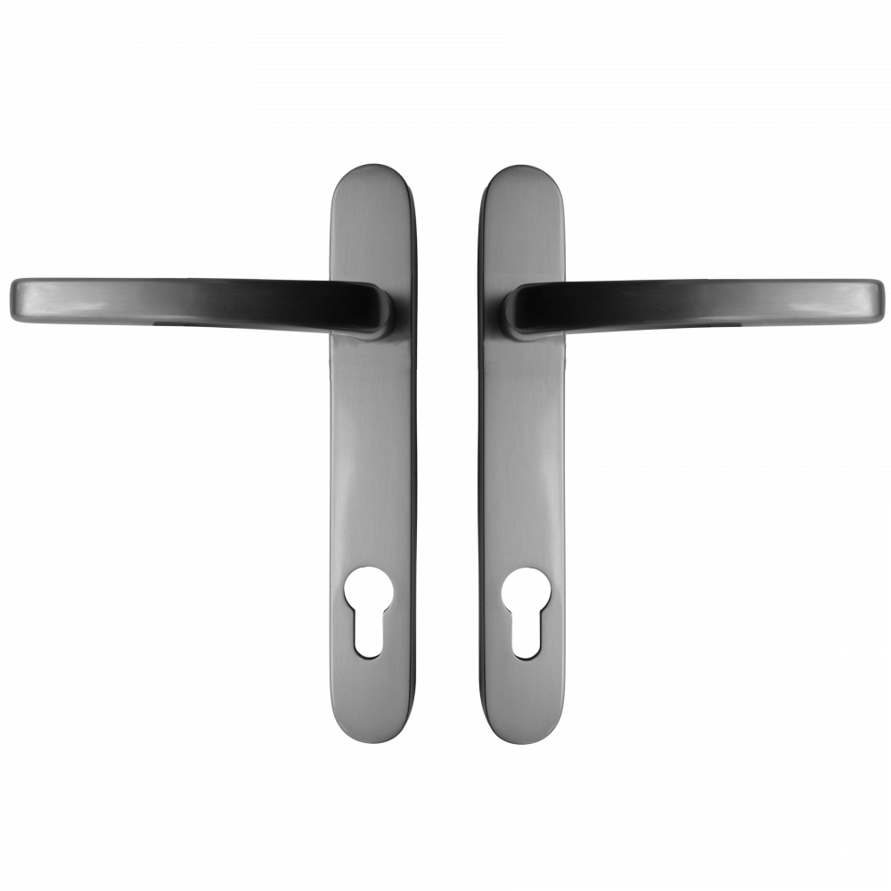 ASEC Vital Lever Short Backplate 122mm 1 Locksmith in Stirling