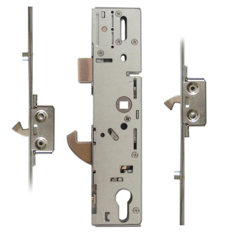 ERA 6635 85BB Lever Operated Latch & Hook Split Spindle 16mm - 2 Hook & 2 Roller 1 Locksmith in Stirling
