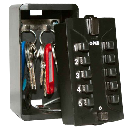 ASEC Large Outdoor Combination Key Safe 1 Locksmith in Stirling