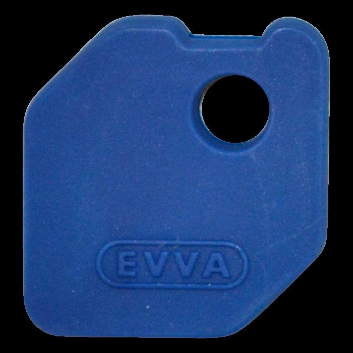 EVVA EPS Coloured Key Caps Large 1 Locksmith in Stirling