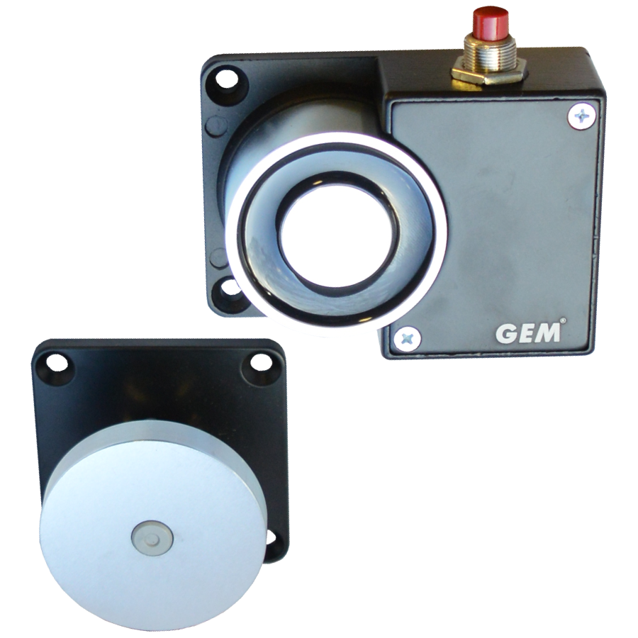 ICS Fire Rated Hold Open Magnet - Wall Mounted 1 Locksmith in Stirling