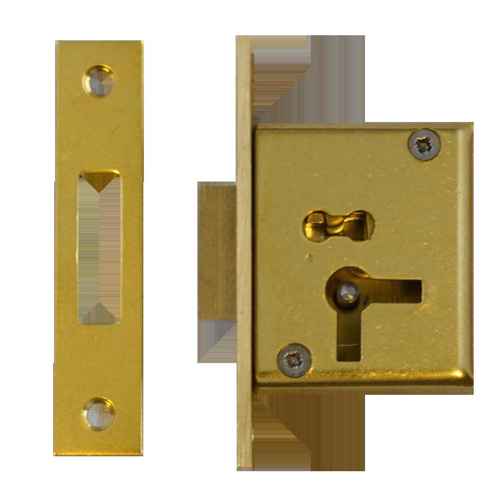 ASEC 50mm 2 Lever Cupboard Lock 1 Locksmith in Stirling