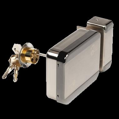 CDVI MV Series Motorised Deadbolt Electric Rim Lock 1 Locksmith in Stirling