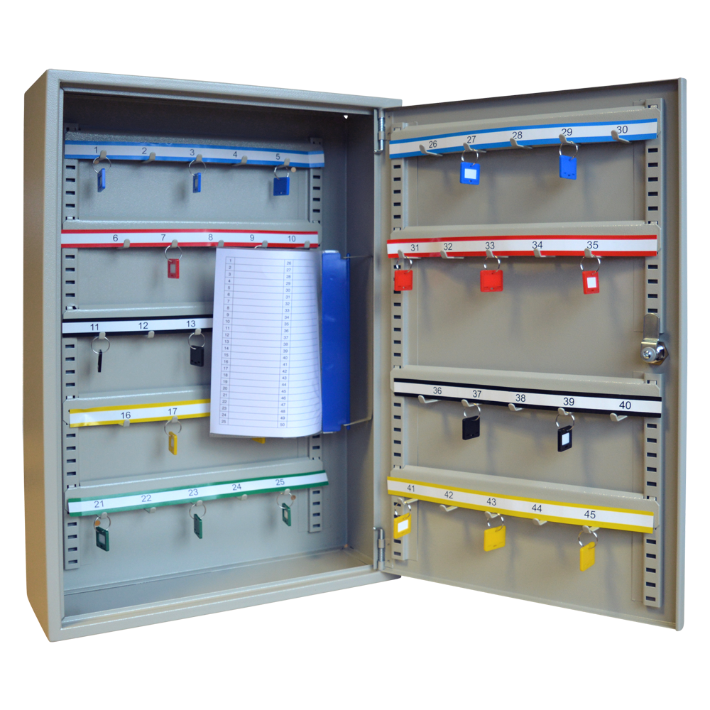 ASEC 45 Hook Cabinet for Padlocks or Key Bunches 1 Locksmith in Stirling