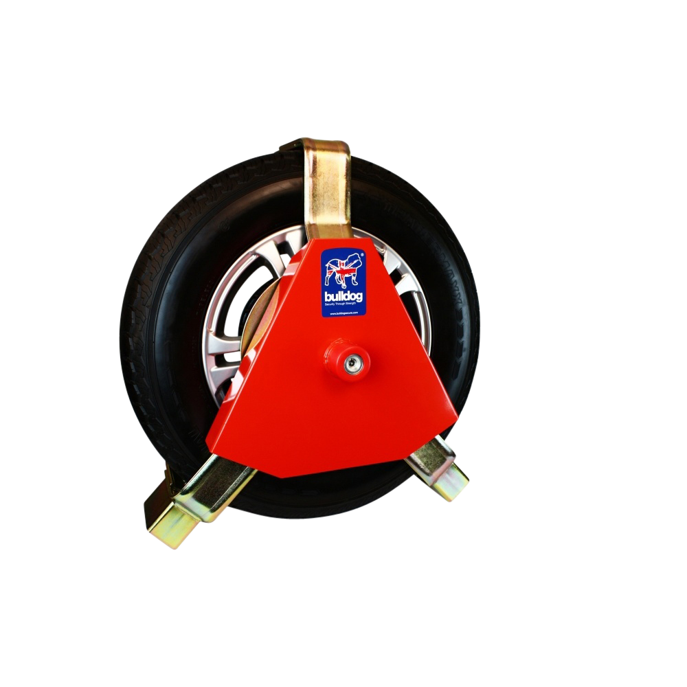 BULLDOG Centaur Heavy Duty Wheel Clamp - Adjustable Width 1 Locksmith in Stirling