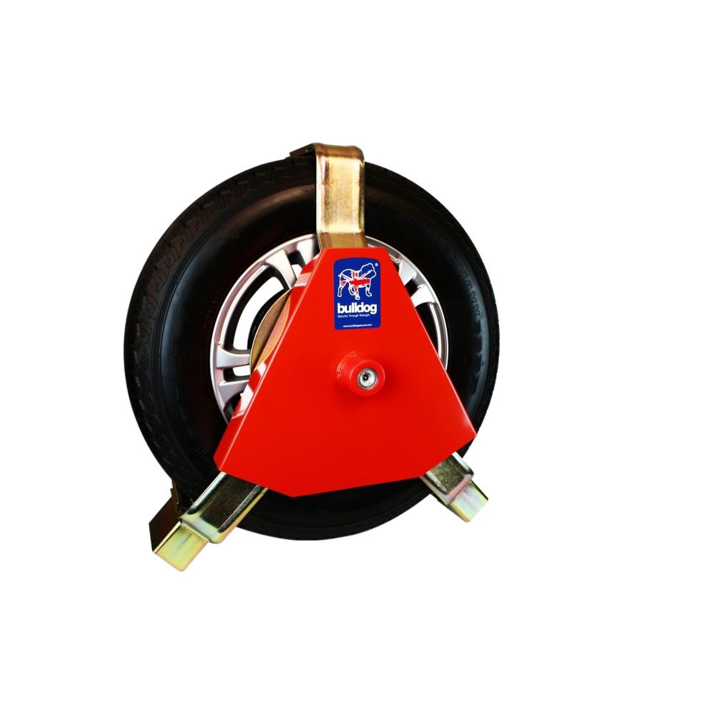 BULLDOG Titan Heavy Duty Wheel Clamp - Fixed Width 1 Locksmith in Stirling