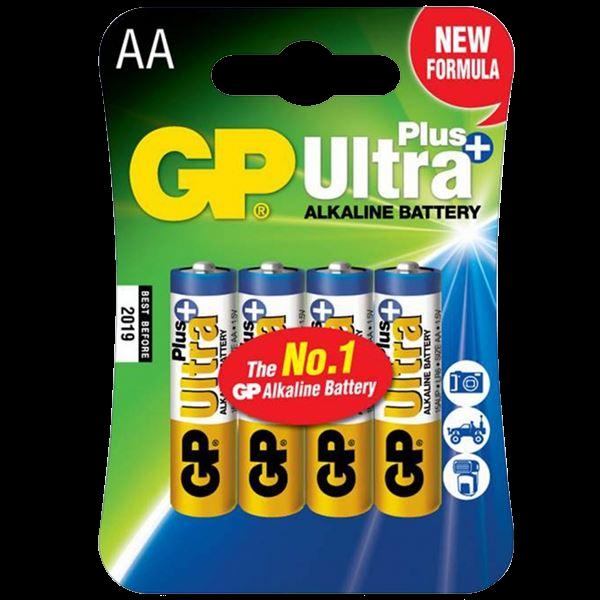 GP AA Ultra Plus Alkaline Battery 1 Locksmith in Stirling