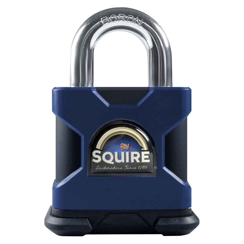 SQUIRE Stronghold Open Shackle Padlock Body Only To Take KIK-SS Insert 1 Locksmith in Stirling