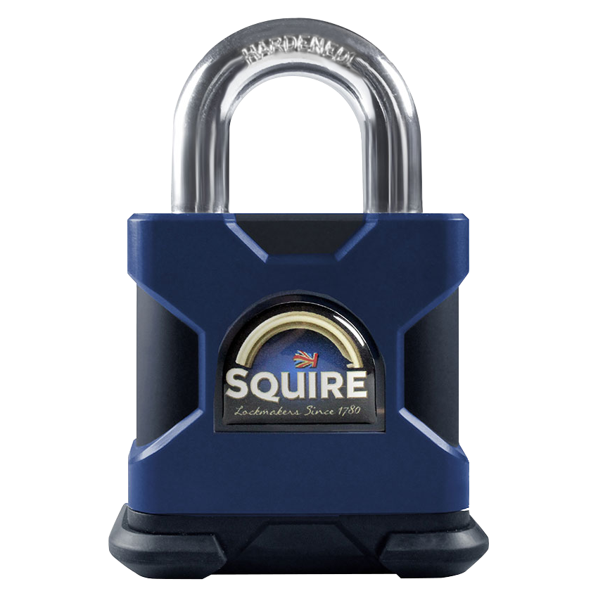SQUIRE Stronghold Marine Open Shackle Padlock Body Only To Take KIK-SS Insert 1 Locksmith in Stirling