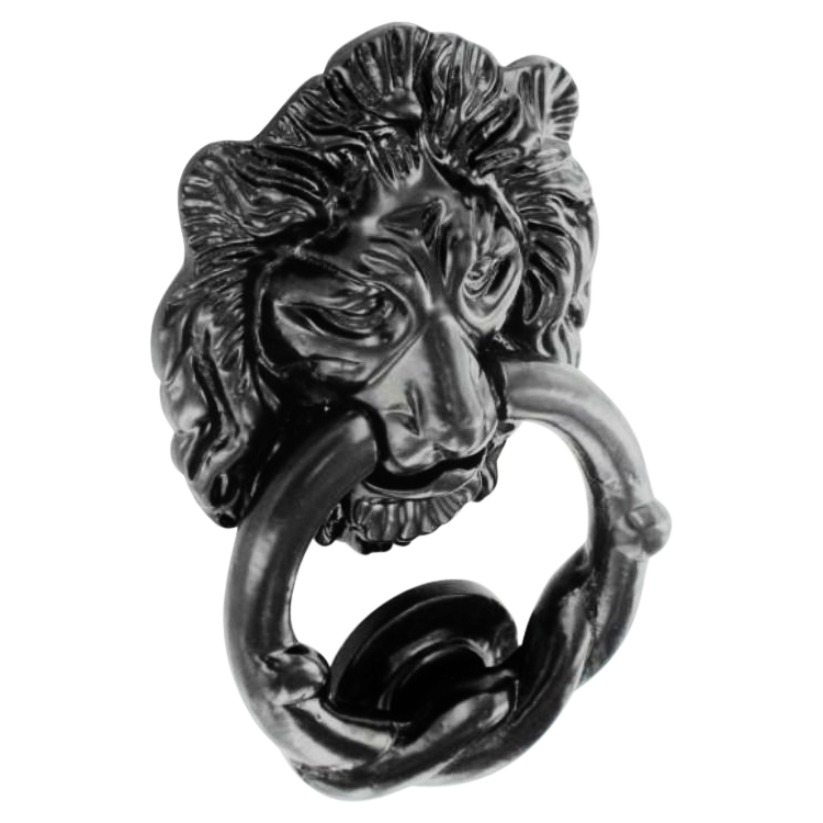 ASEC Antique Style Lion Head Knocker 1 Locksmith in Stirling